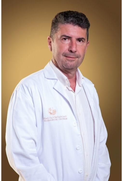 Dr. Kalmár László Phd.